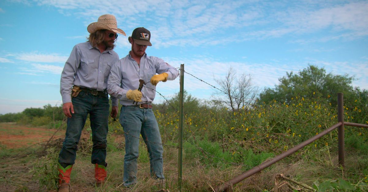 'How to Be a Cowboy': On ranch reality show, mending fences means mending real fences