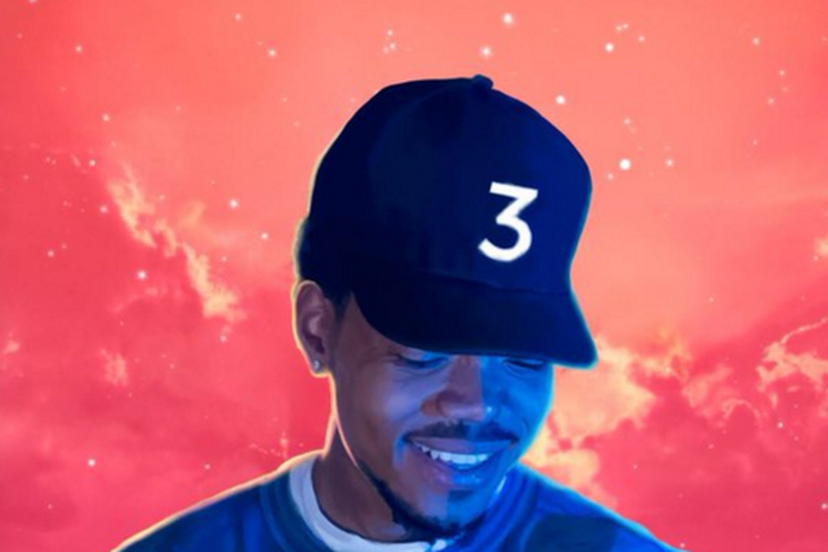 Chance the Rapper\'s Coloring Book is the first streaming-only album ...