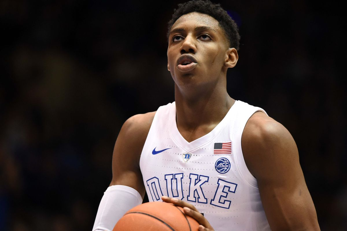 Image result for rj barrett usa today