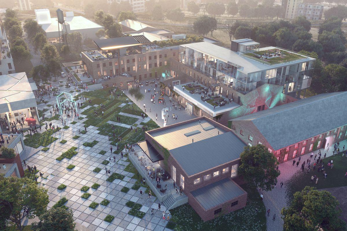 West Midtown's Goat Farm Arts Center primed for $250 million