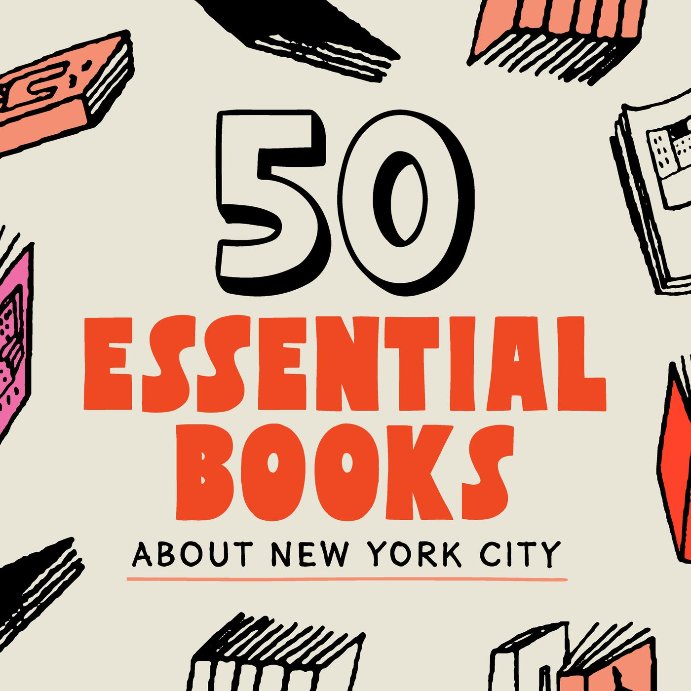 Best books about New York: 50 essential NYC books - Curbed NY