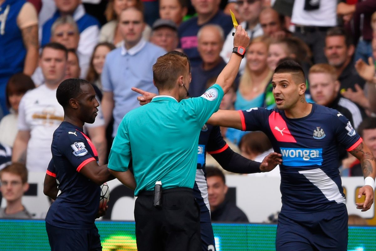 Two appearances, two yellow cards, no goals. Can Mitrovic do better as a starter?