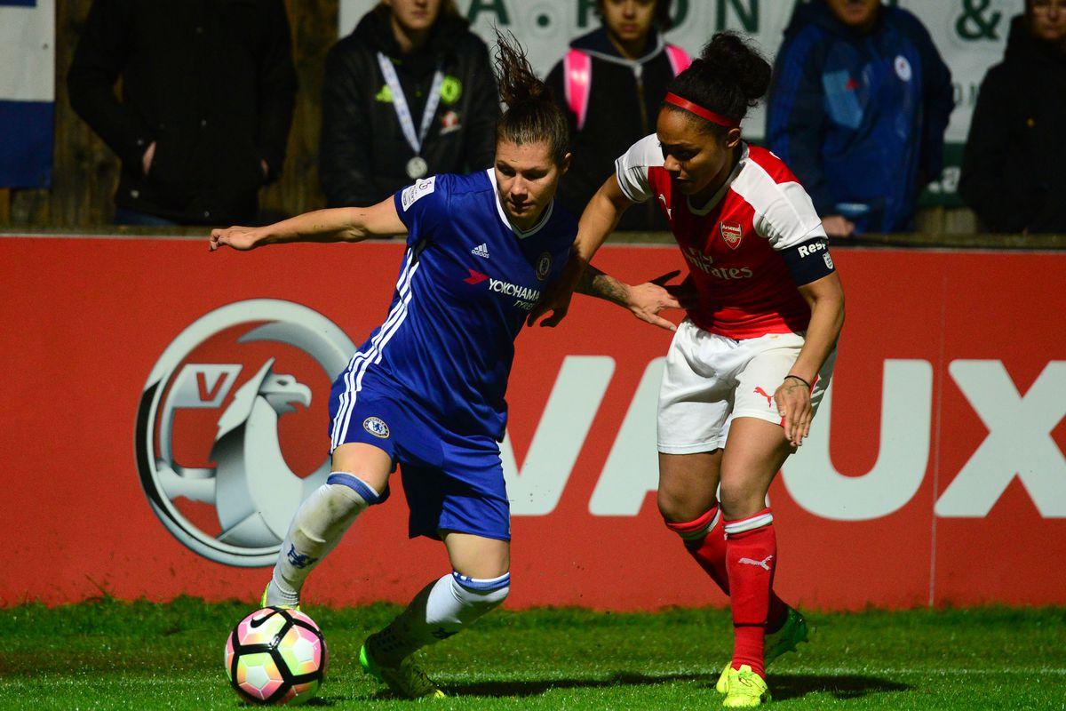 Chelsea Ladies v Arsenal Ladies: WSL 1