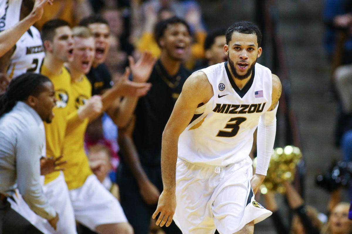 NCAA Basketball: Stephen F. Austin at Missouri