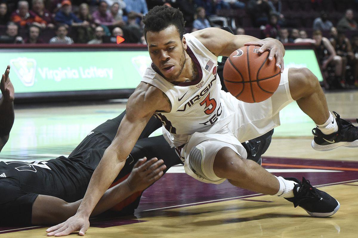 NCAA Basketball: Miami-Florida at Virginia Tech