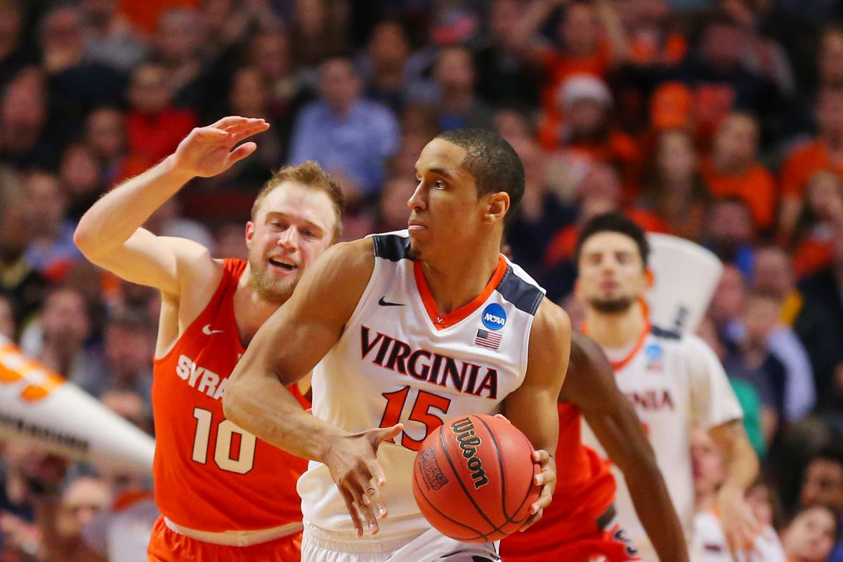 Ncaa Tournament 2016 Syracuse Beats Virginia To Advance To Final