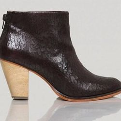 Prose ankle boots - Retail $449, Sample Sale $225