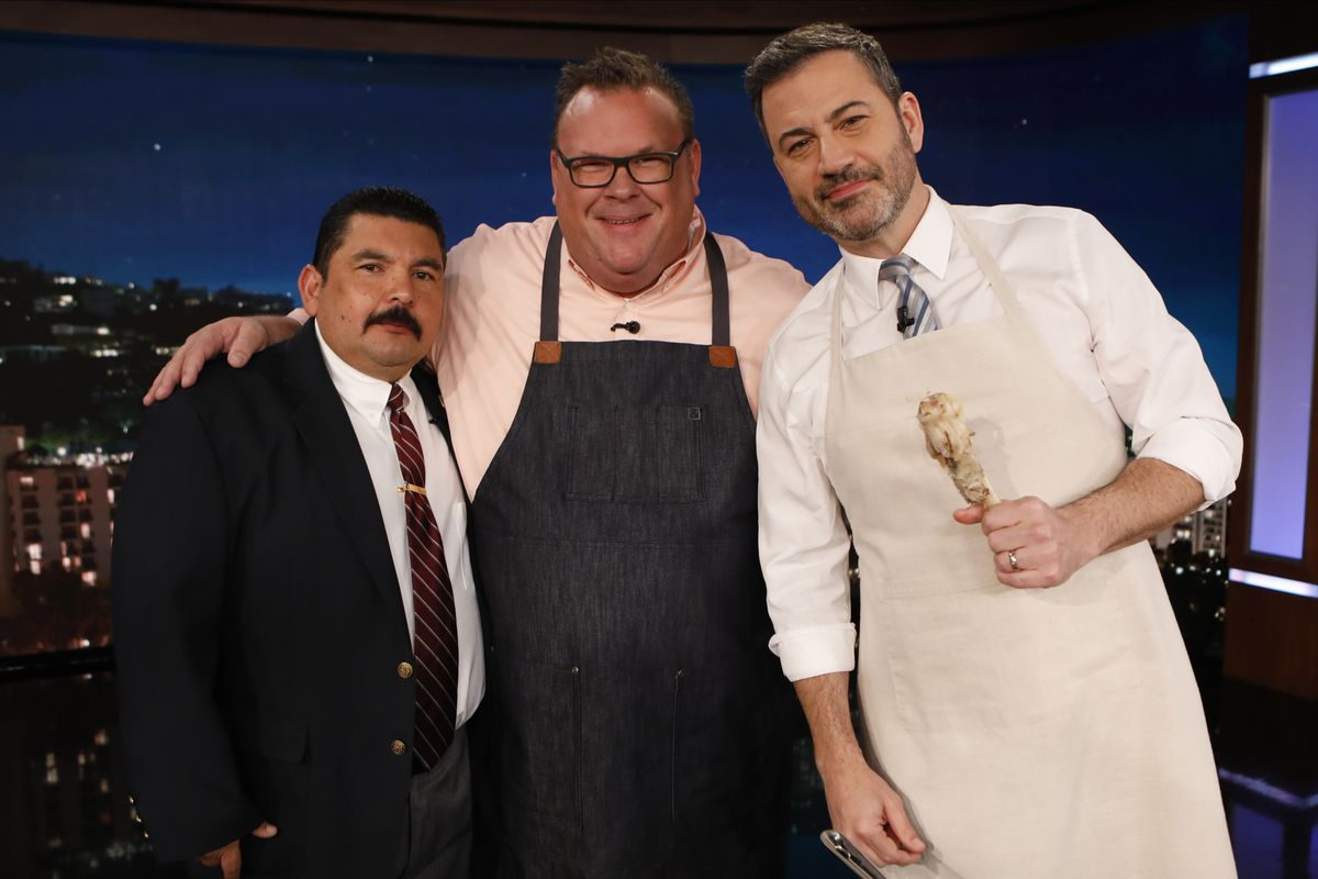 "ABC's ""Jimmy Kimmel Live"" - Season 17"