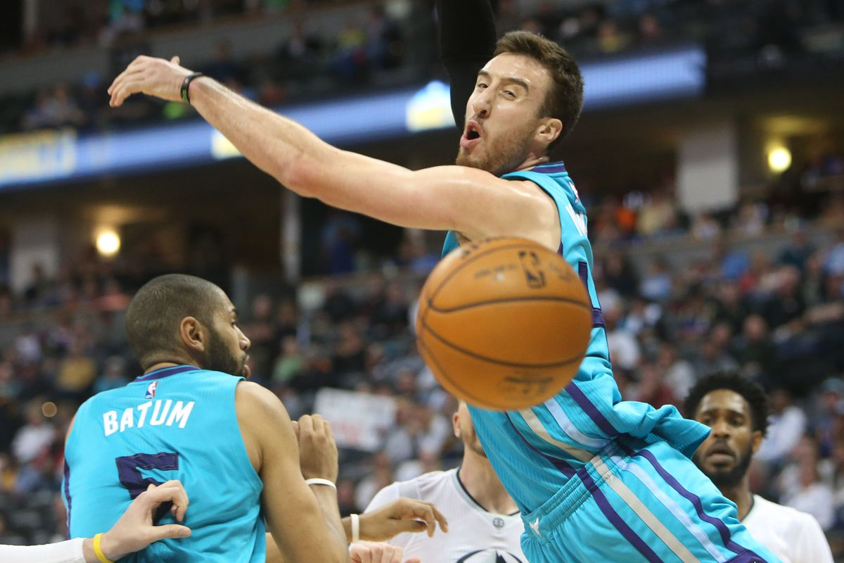Frank Kaminsky, the dance champion of your dreams.