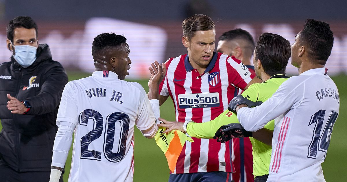 Atletico Madrid hit back at Real Madrid after complaints about the referee - Managing Madrid