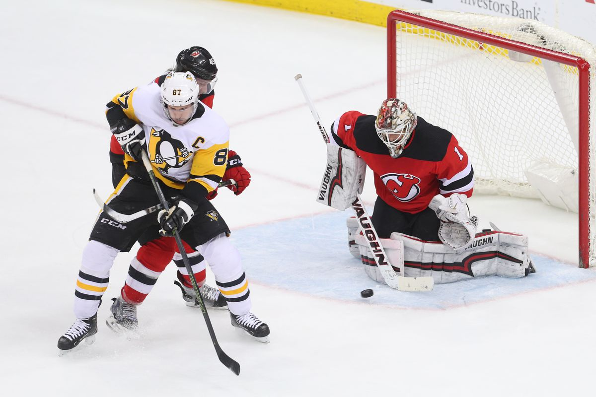 Pittsburgh Penguins vs. New Jersey Devils 11 5 2018  lines abc0a7e6d