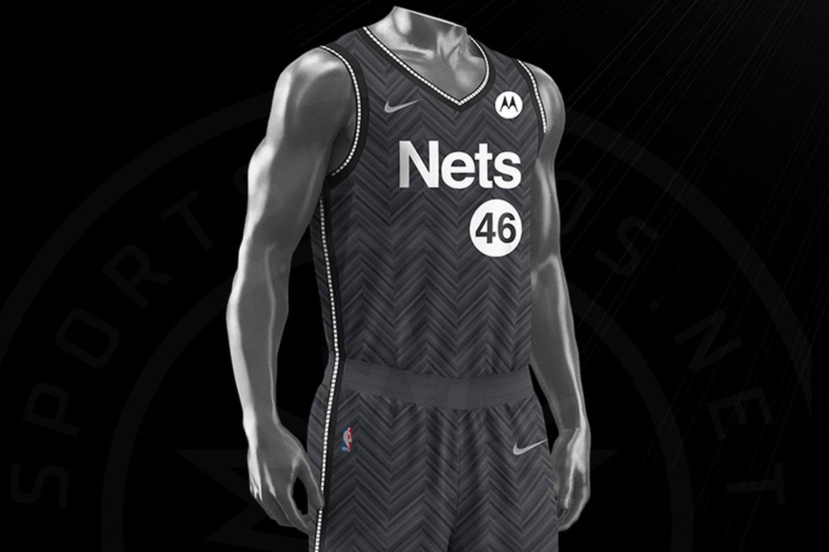 Wait Another New Nets Uniform Leaked Netsdaily