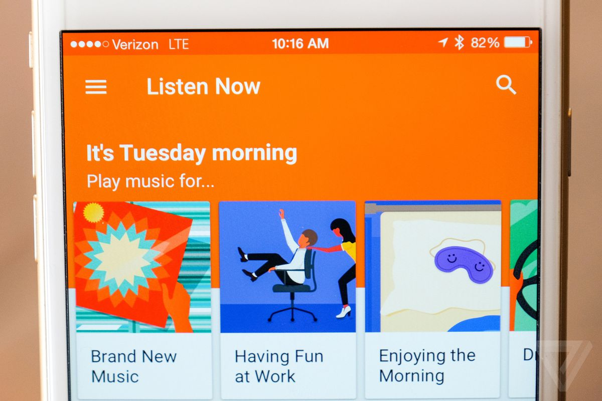 Google Launches Free Music Streaming Ahead Of Le Debut