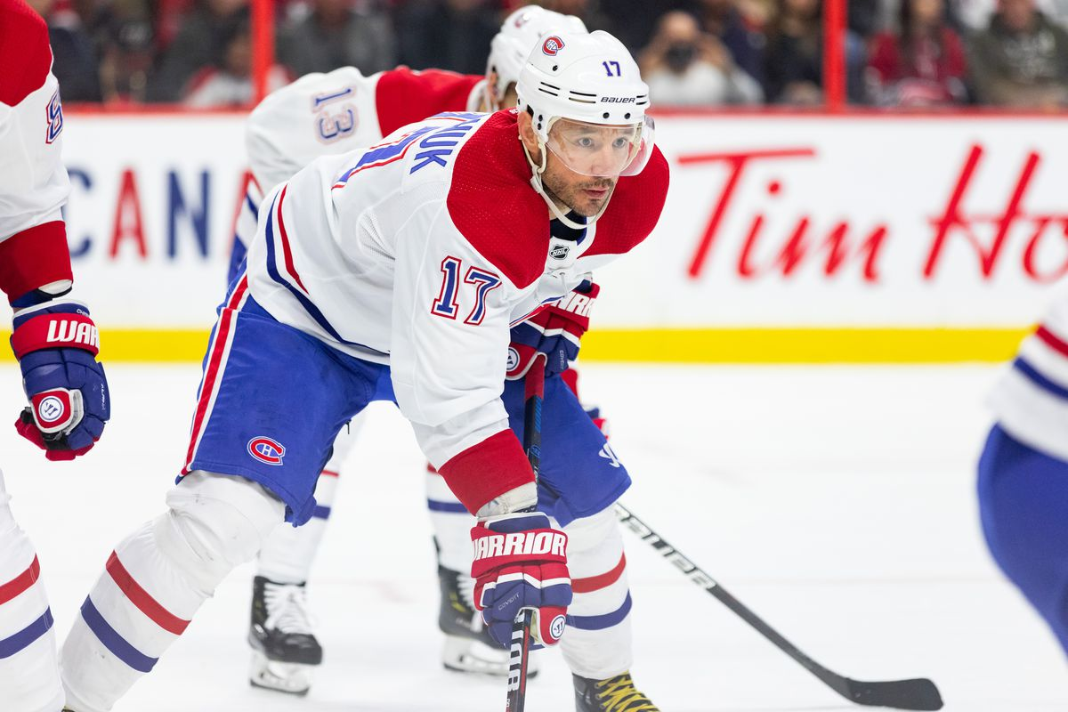 NHL: FEB 22 Canadiens at Senators