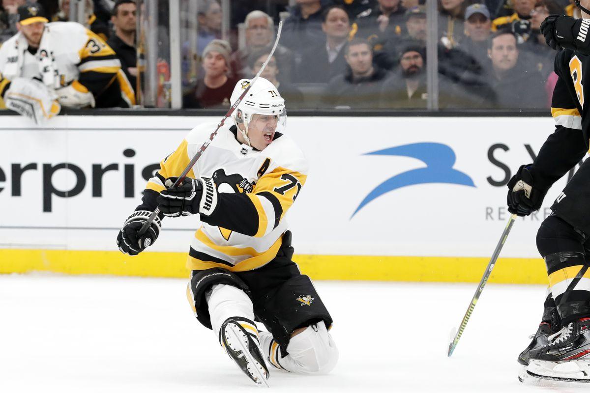 NHL: JAN 16 Penguins at Bruins