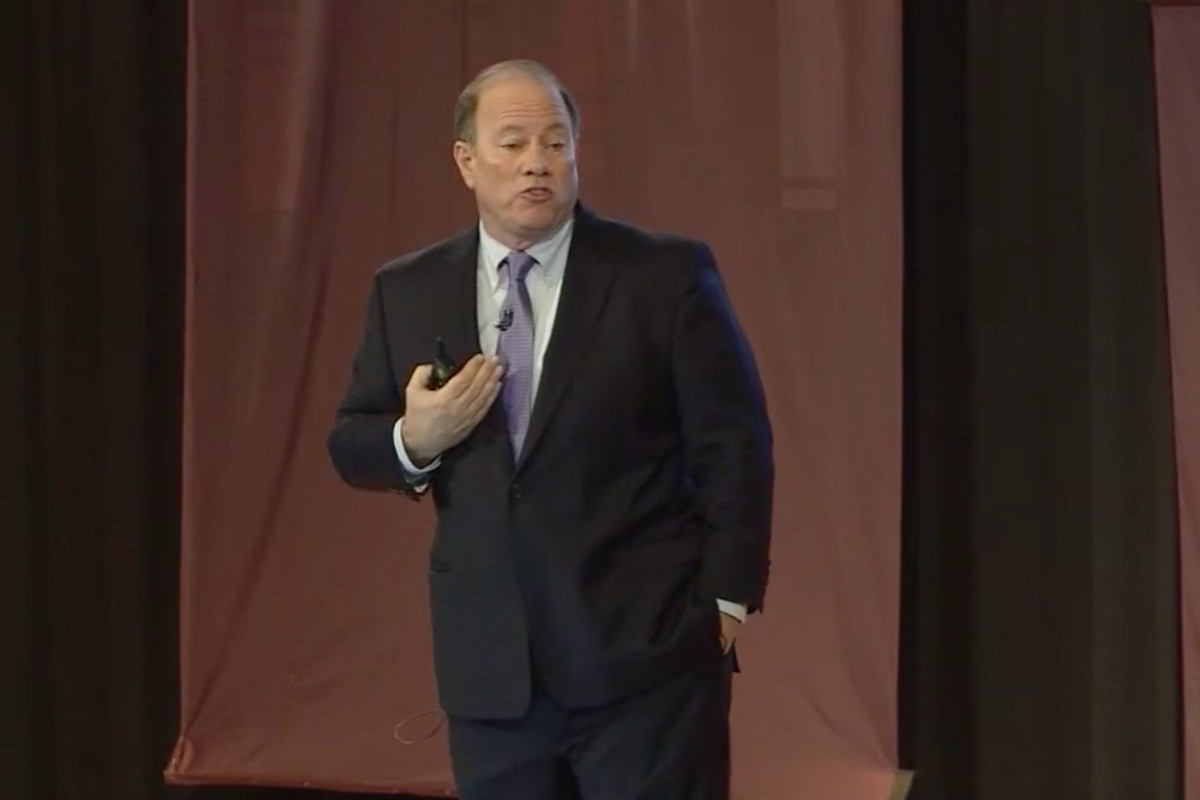 Detroit Mayor Mike Duggan delivers State of the City Address, March 6, 2018.