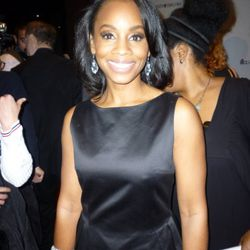 The lovely Anika Noni Rose