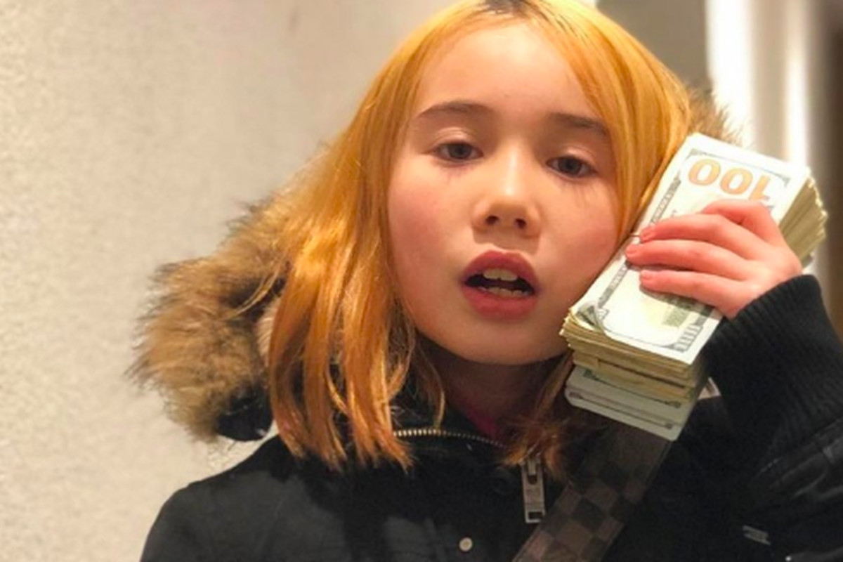 e5458efaff0d83 Nine-year-old Insta-star Lil Tay s  flexing  got her mom fired — but that  won t stop her - The Verge