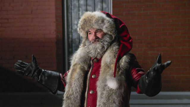 The Santa Claus of my dreams, and now yours, too.
