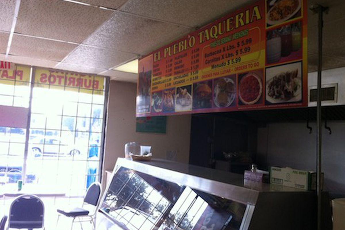 El Pueblo Meat Market and Taqueria.