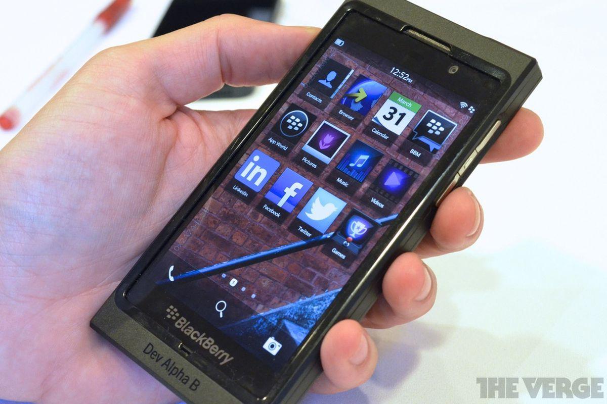 Gallery Photo: BlackBerry 10 SDK Beta 3 photos
