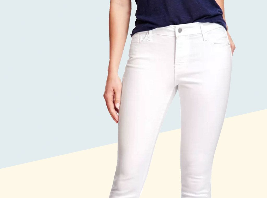 Old Navy Stain Resistant Jeans