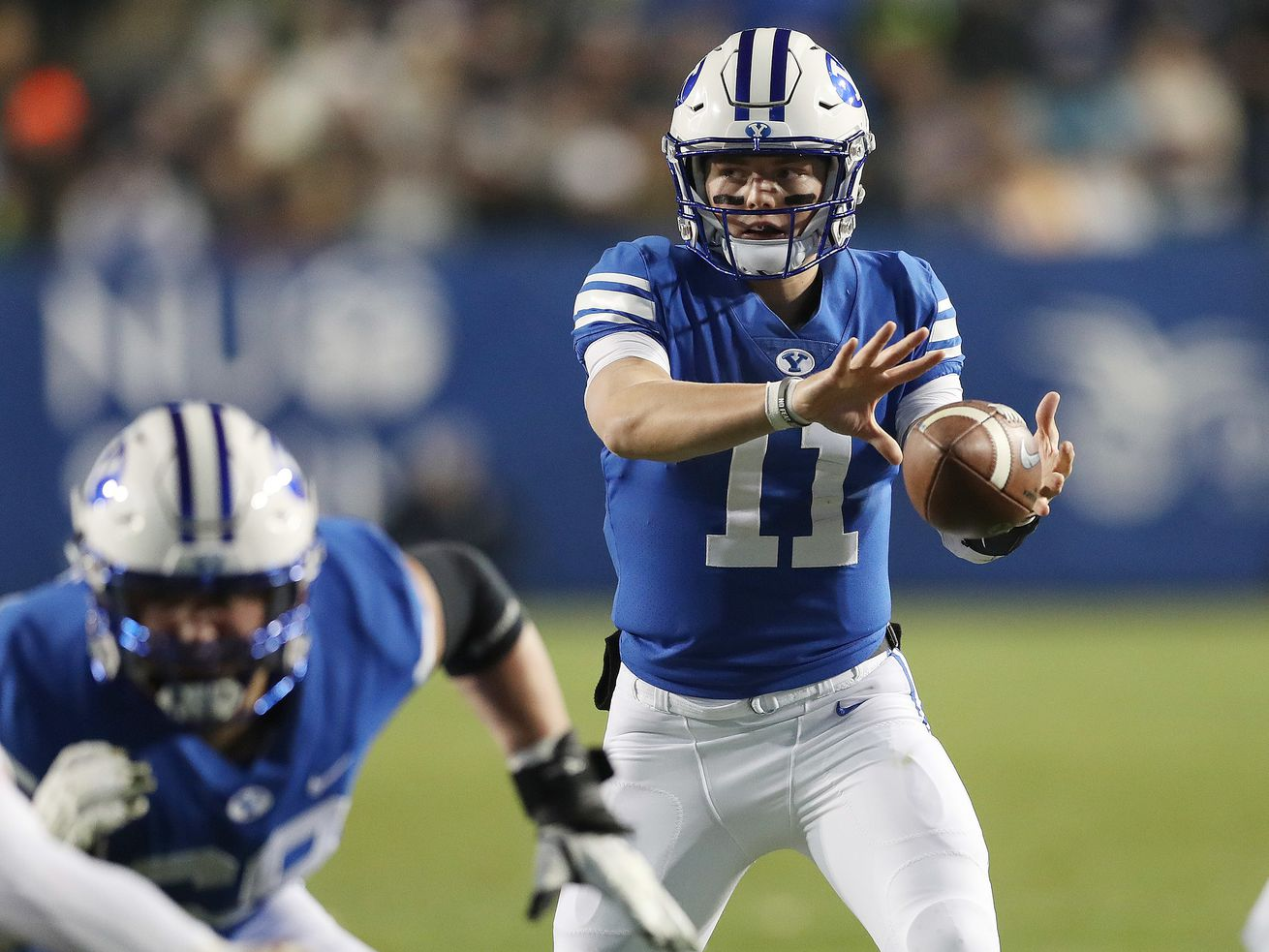 BYU's 3 experienced quarterbacks eager to compete for starting position