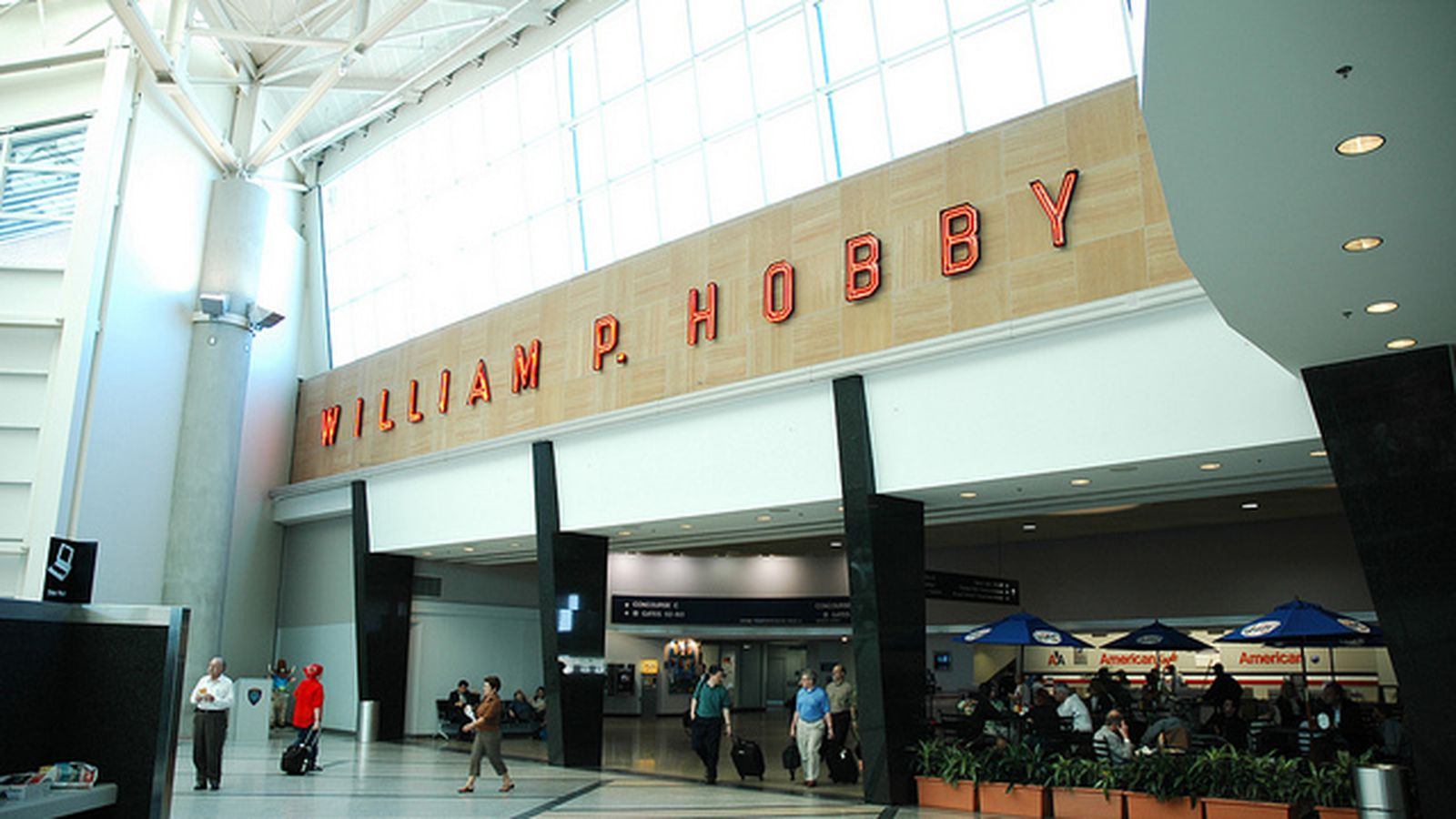 Where To Eat At William P Hobby Airport Hou Eater Houston