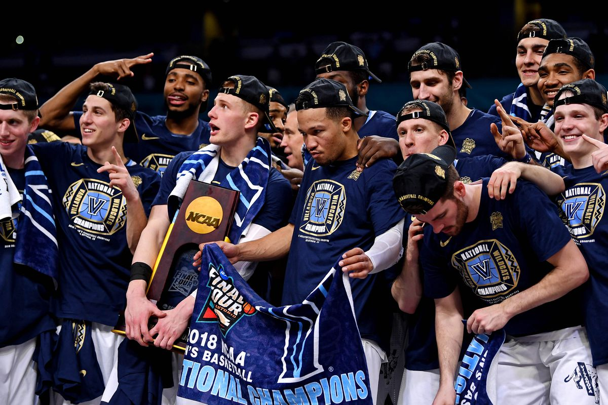 baceee59669 Villanova became a college basketball blueblood on its own terms by  speaking its bond into existence