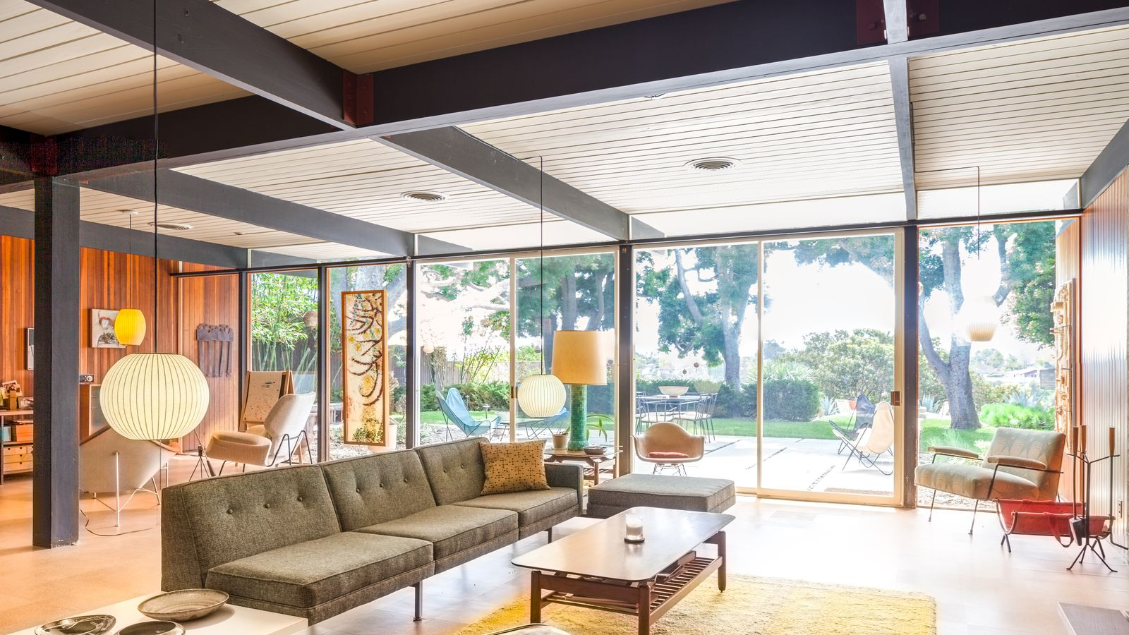 Gorgeously Restored Midcentury House Asks 800k In San