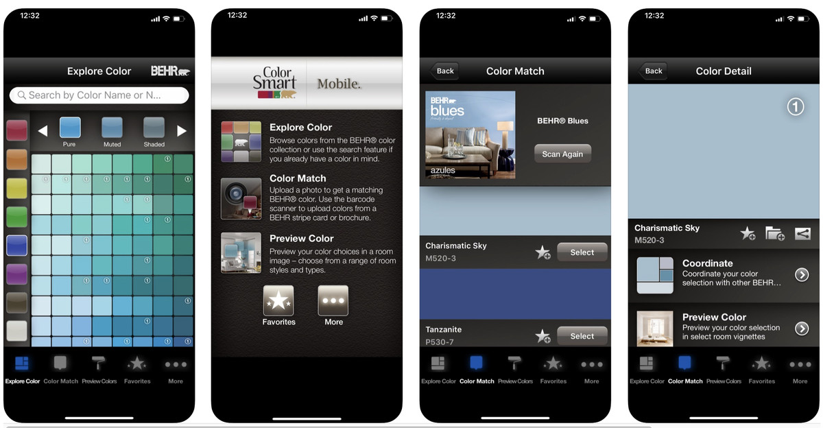 ColorSmart by BEHR® Mobile