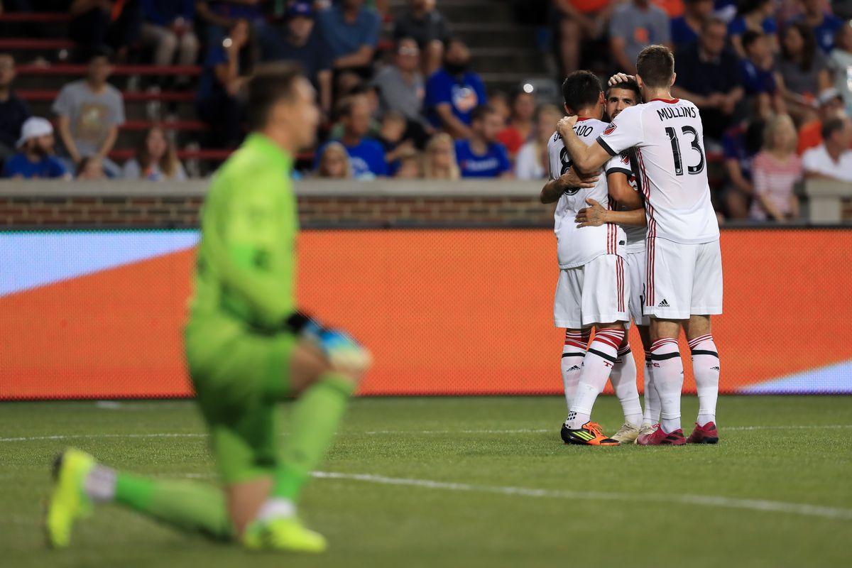 MLS: Toronto FC at FC Cincinnati
