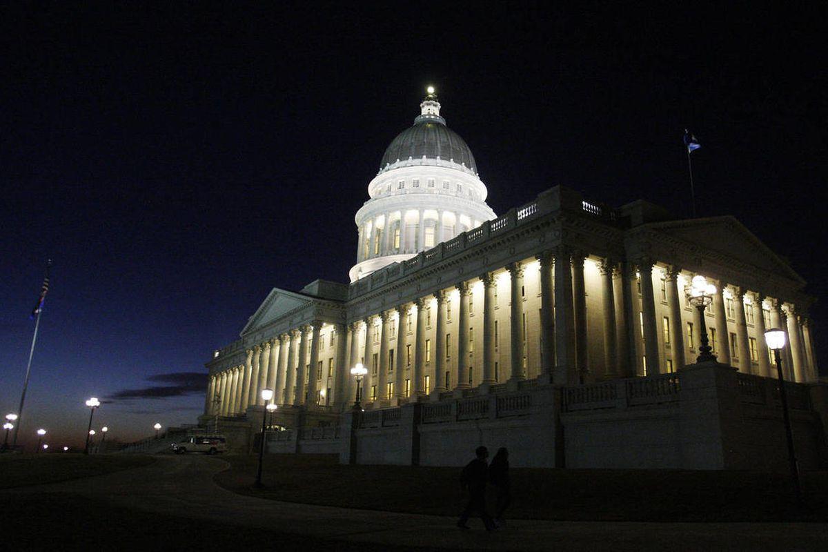Senators and representatives will meet during the closing session of the Utah State Legislature  in Salt Lake City this week.