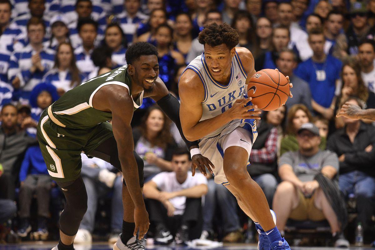 Jim On What Wendell Moore Brings To Duke Basketball Duke