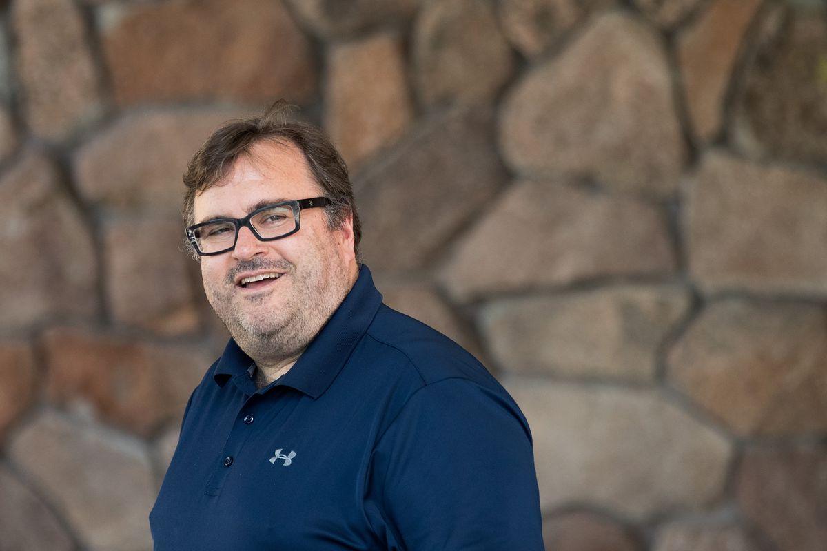 Former LinkedIn CEO Reid Hoffman