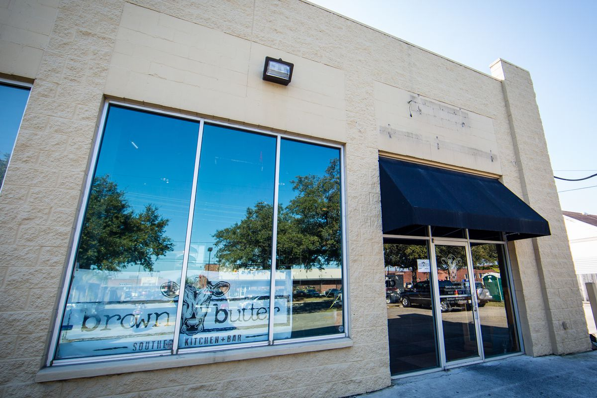 Brown Butter, opening soon at 231 N. Carrollton