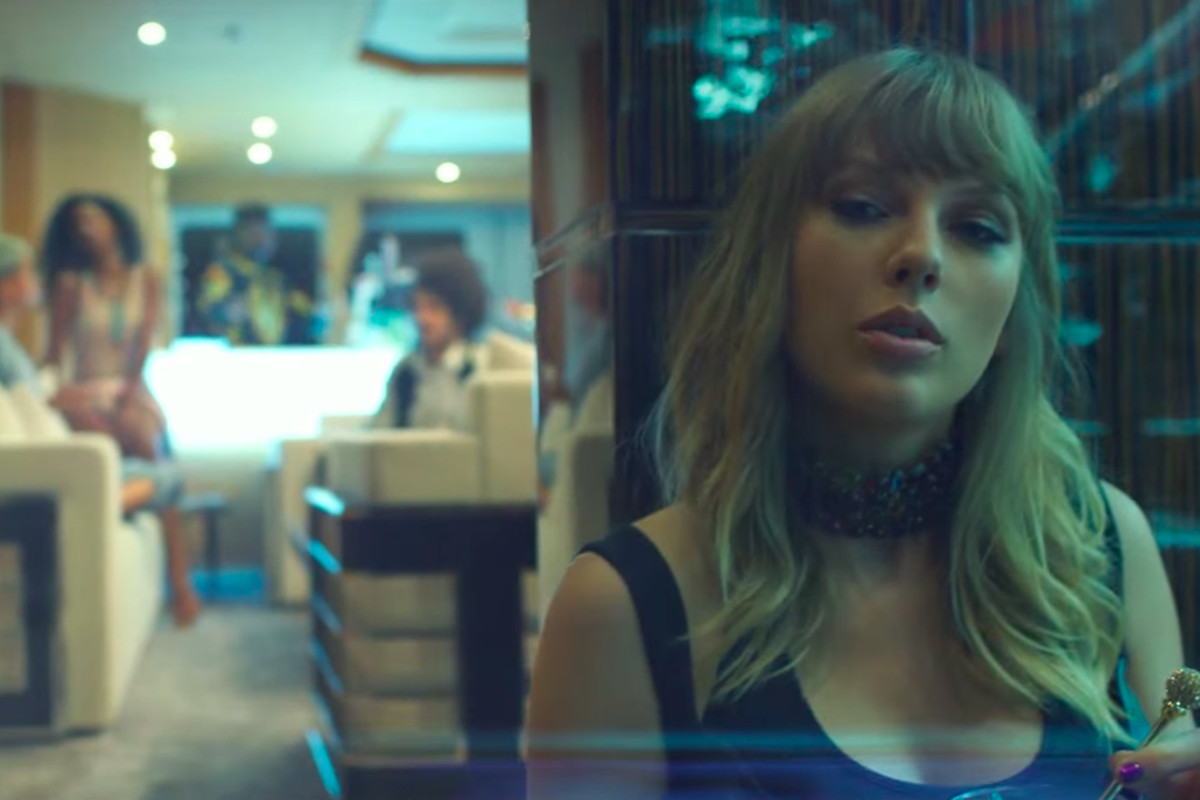 Taylor Swift tracked stalkers with facial recognition tech