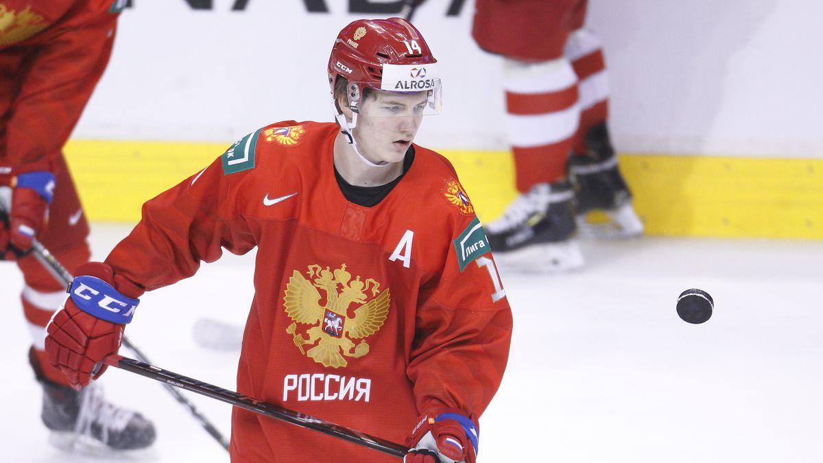 United States v Russia: Semifinals - 2019 IIHF World Junior Championship