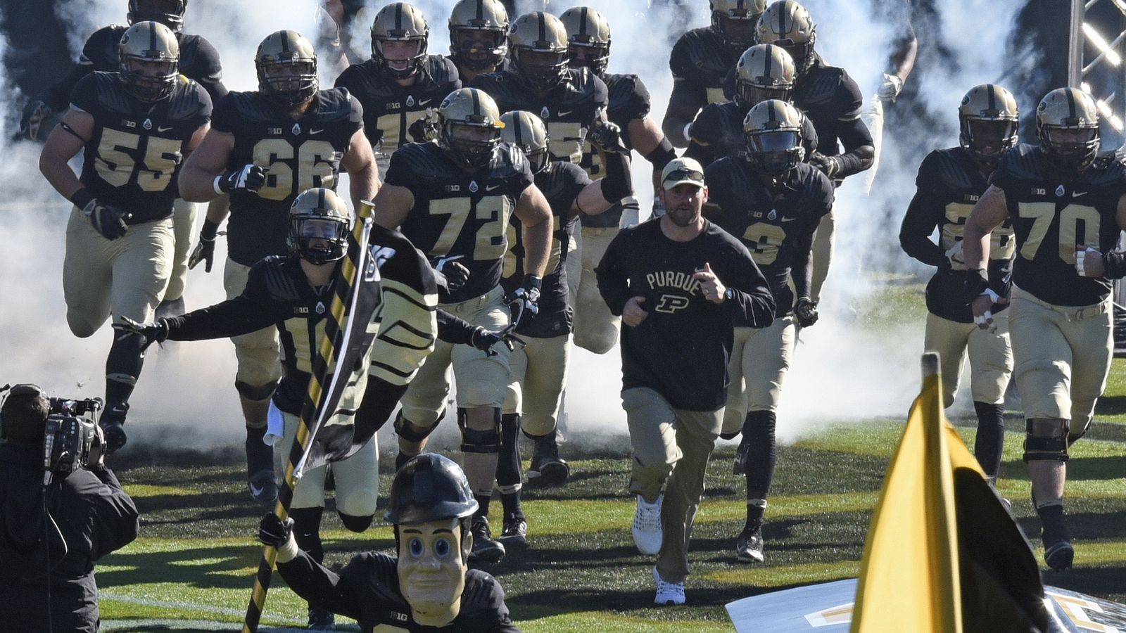 Purdue Football Recruiting: Jaylan Alexander Commits - Hammer and Rails