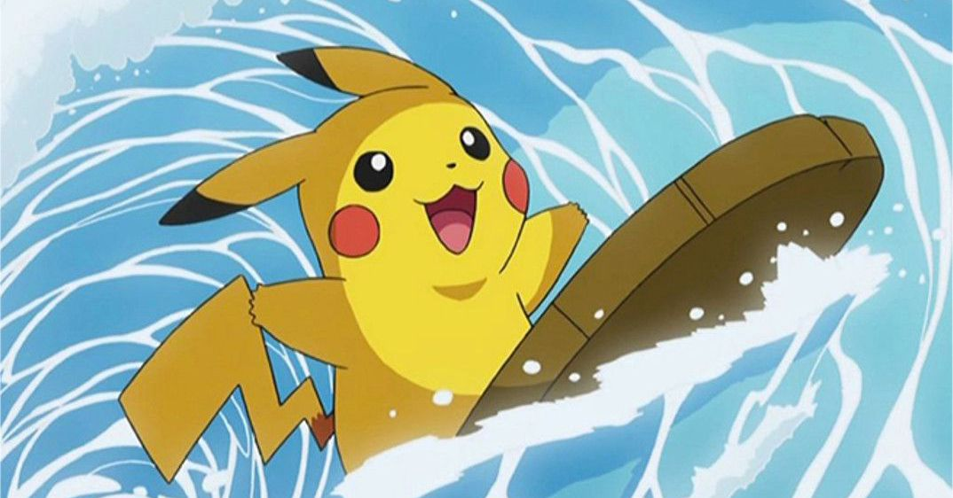 Surfin' Pikachu is coming to Pokémon Go