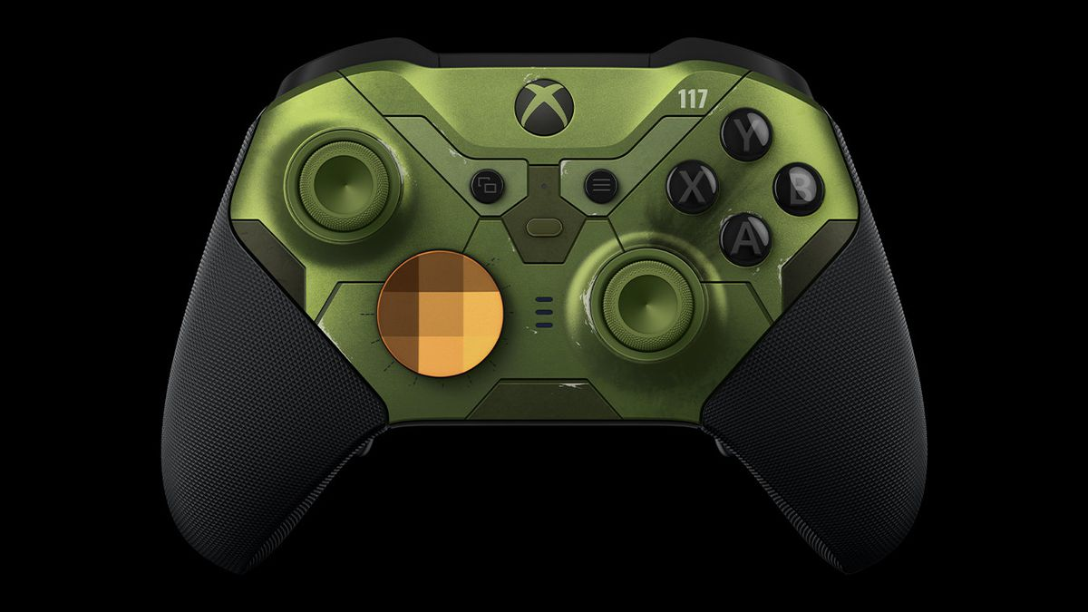 Halo Infinite Xbox Elite Wireless Controller Series 2
