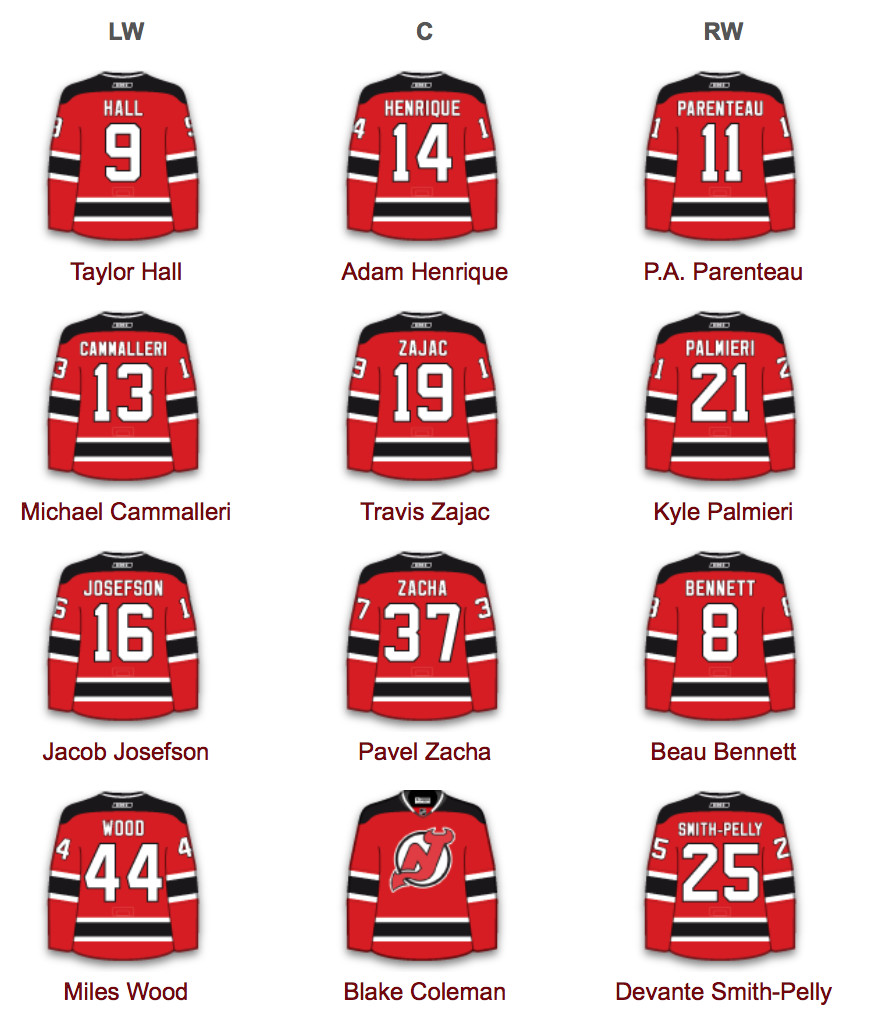 NJD lines