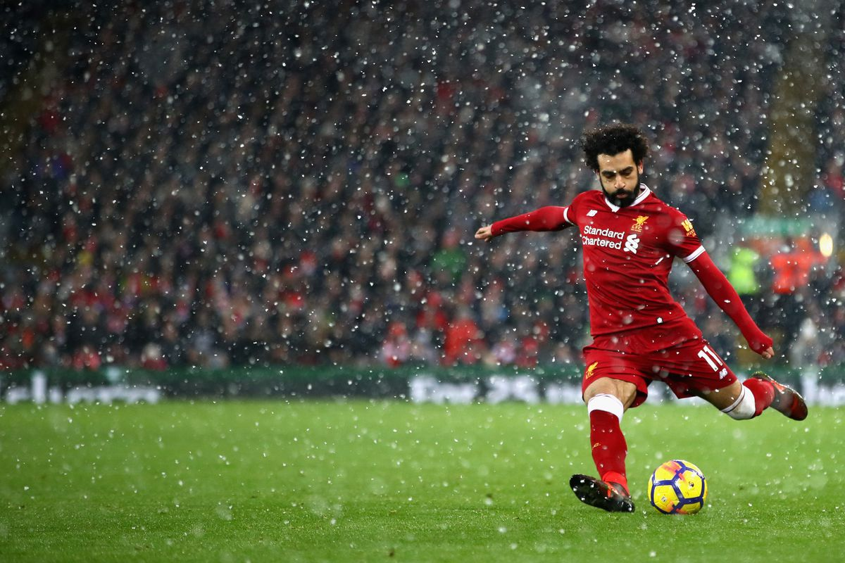 Mohamed Salah's Joy For Football Has Driven Him To