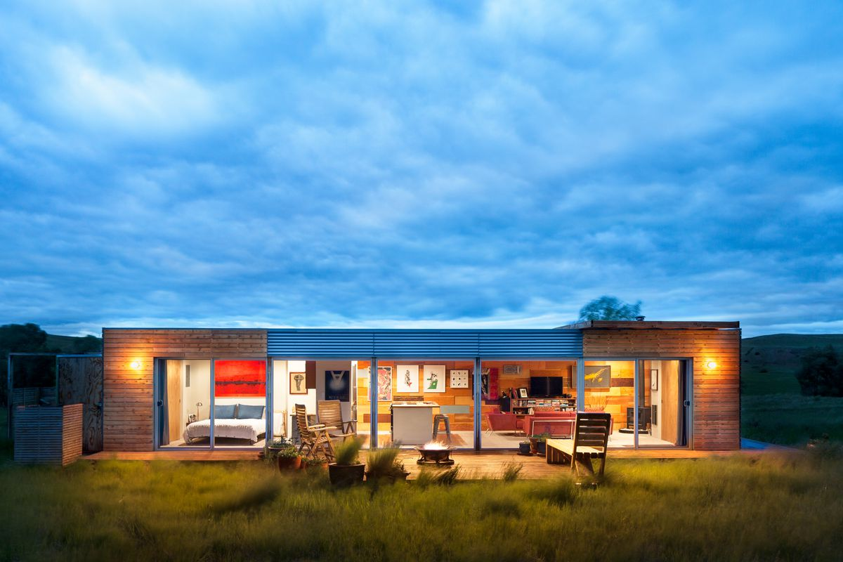 Handcrafted shipping container home asks 125k curbed - Container homes chicago ...