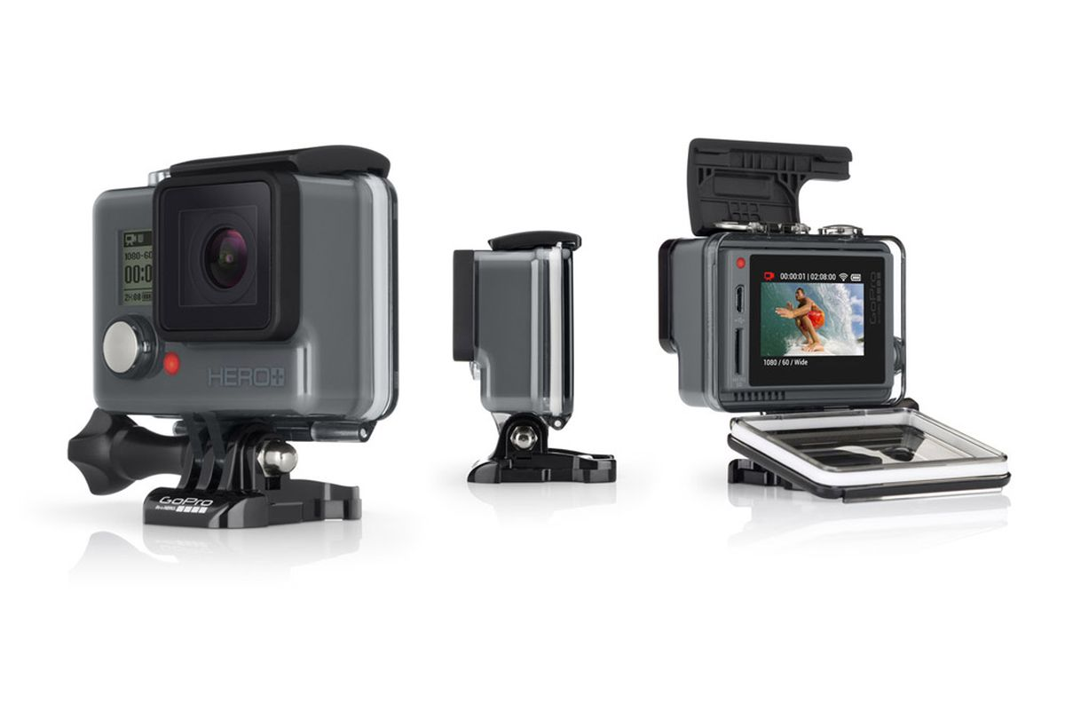 GoPro announces the $299 Hero+ LCD, expanding its range of lower-end ...