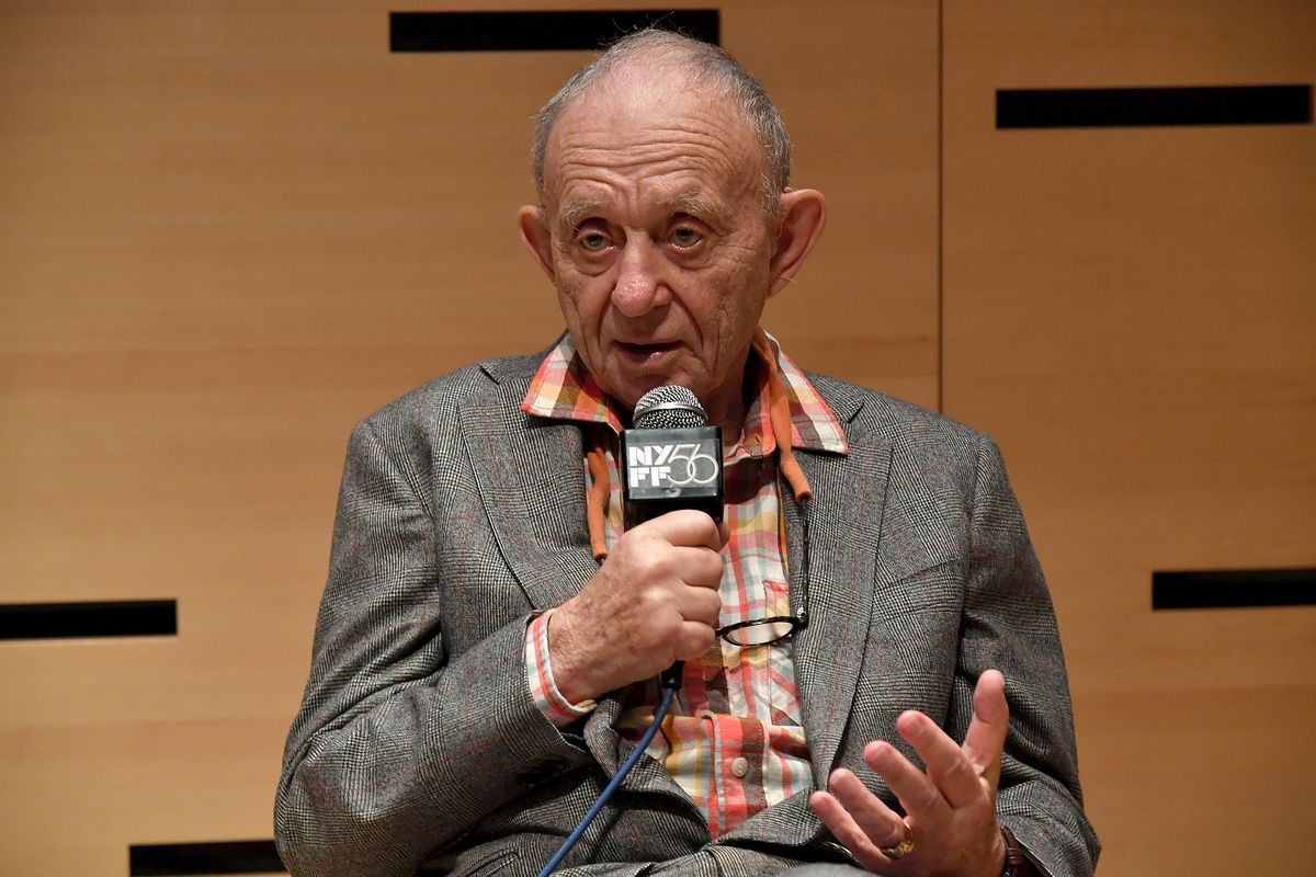 56th New York Film Festival - NYFF Live: Frederick Wiseman