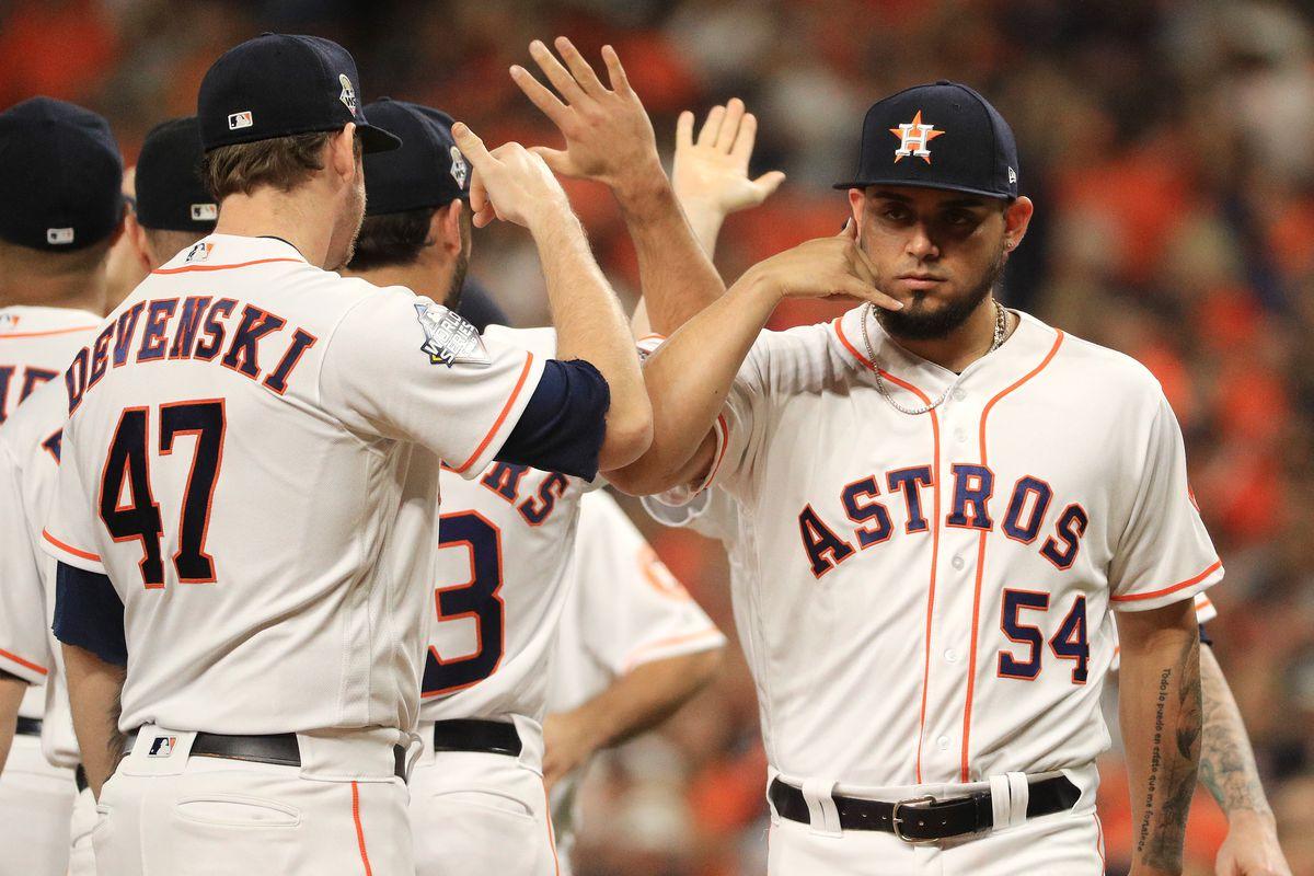 Astros Team >> The Houston Astros Self Created Domestic Violence