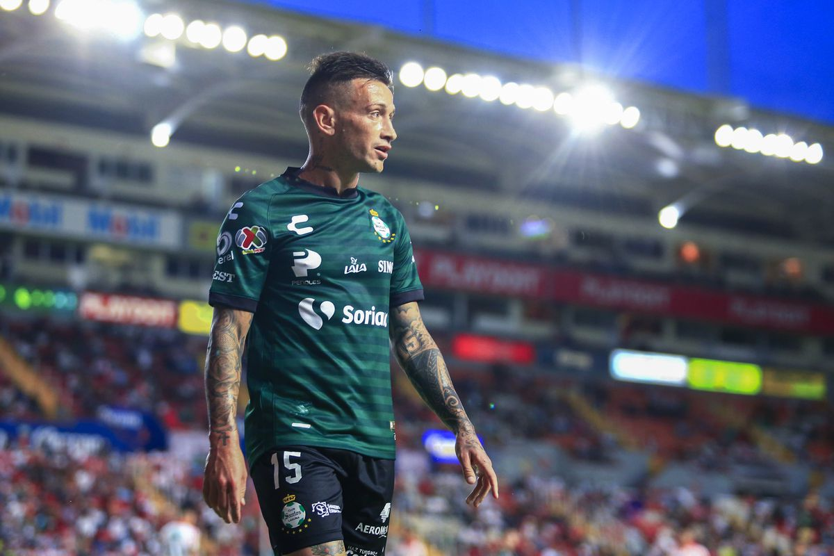 Brian Lozano spent 15 months rehabbing from a broken leg, and thanks in part to Gonzalo Rodríguez and the staff at Santos Laguna he was able to play for the first time in Week 1 of the Liga MX Apertura.