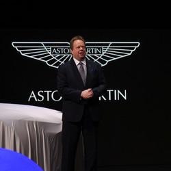 Aston Martin CEO Andy Palmer