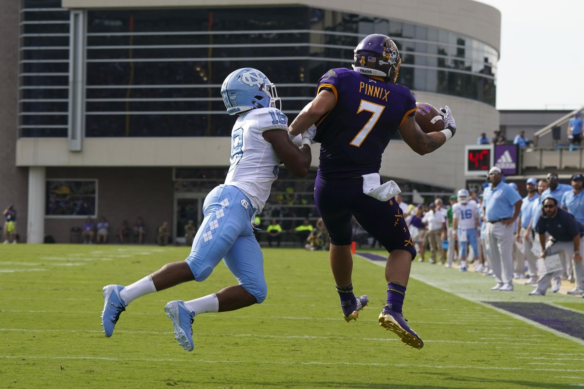 UNC drops second straight to open season, loses 41-19 at ...